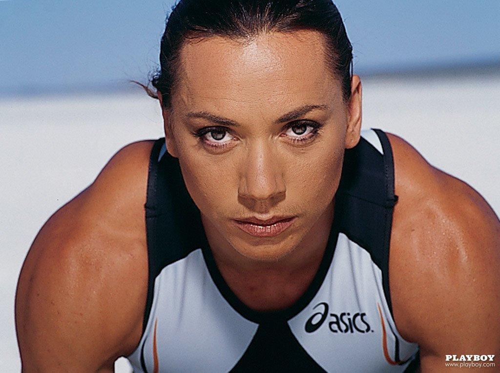 Девушка дня: она стала первой украинской спортсменкой, которая снялась для американского Playboy (+ фото)