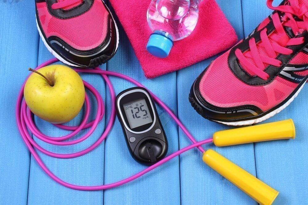 Занятия спортом при сахарном диабете: что нужно знать