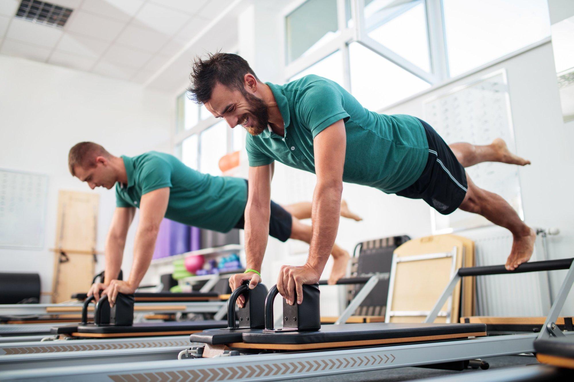 6 причин, чому чоловікам варто спробувати пілатес