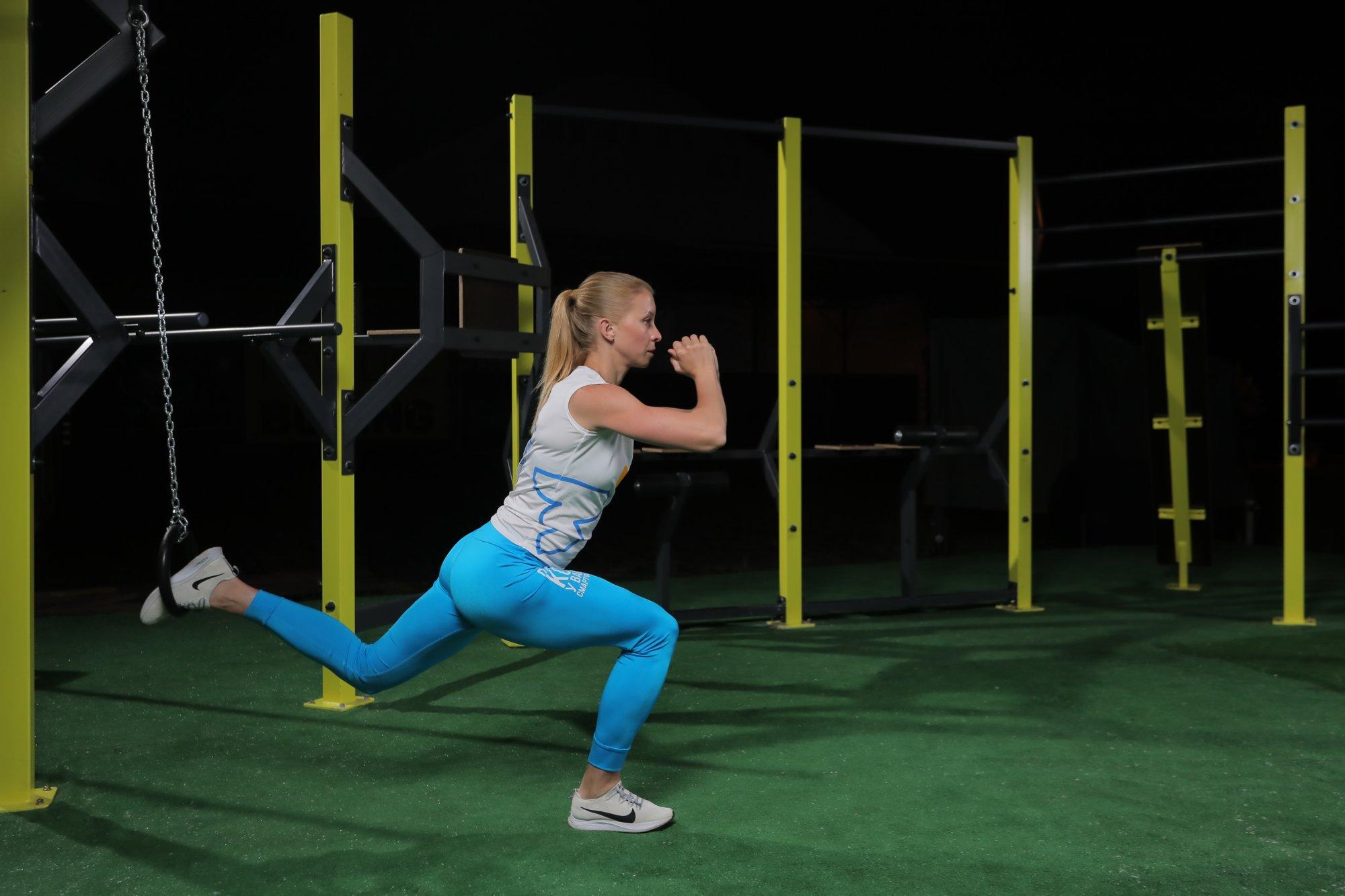 Тренируйся как чемпион: в X-PARK открылась инновационная спортивная локация