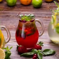 3 рецепта полезных лимонадов