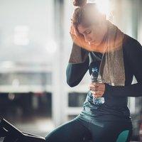 Чому болить голова після тренування і що з цим робити