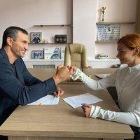 Портал Владимира Кличко и Департамент молодежи и спорта г. Киева заключили меморандум