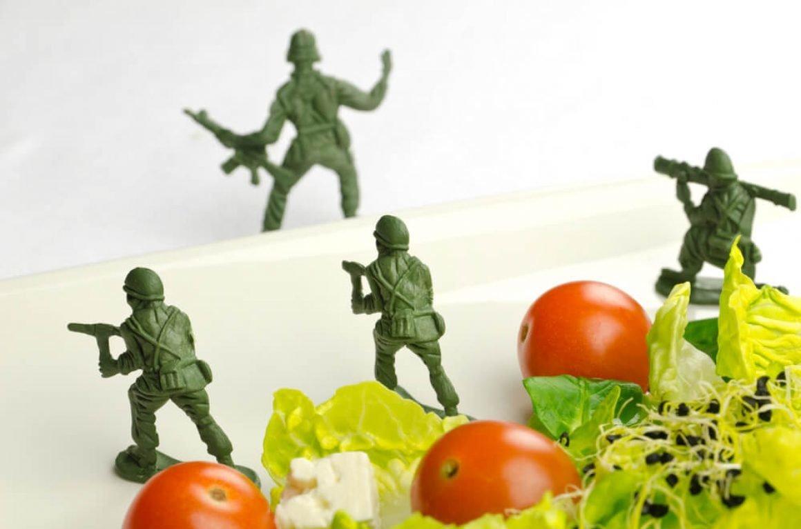 Военная диета: что это, меню, плюсы и минусы