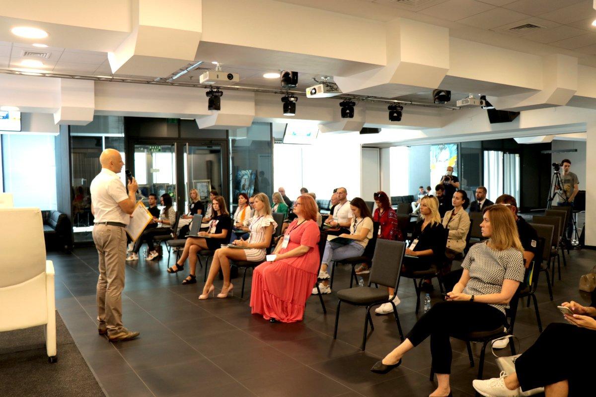 У Києві відбувся Міжнародний семінар для фахівців спортивно-оздоровчої сфери від UkraineActive