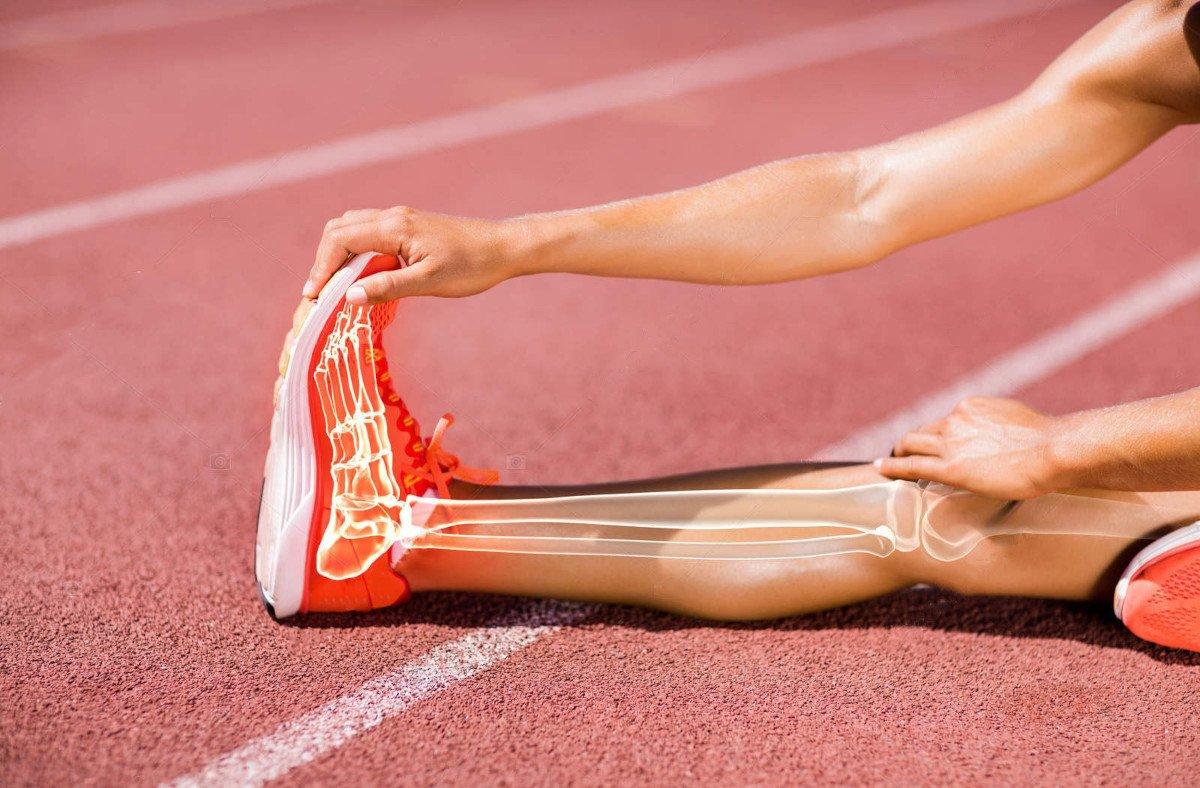 Как укрепить кости с помощью тренировок и питания
