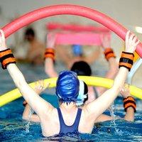 Топ 30 басейнів Києва для занять аквааеробікою