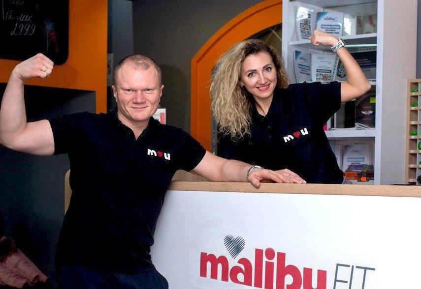 Как фитнесу развиваться во время пандемии — рассказывают руководители MalibuFIT Дмитрий Чёрный и Кристина Сингаевская