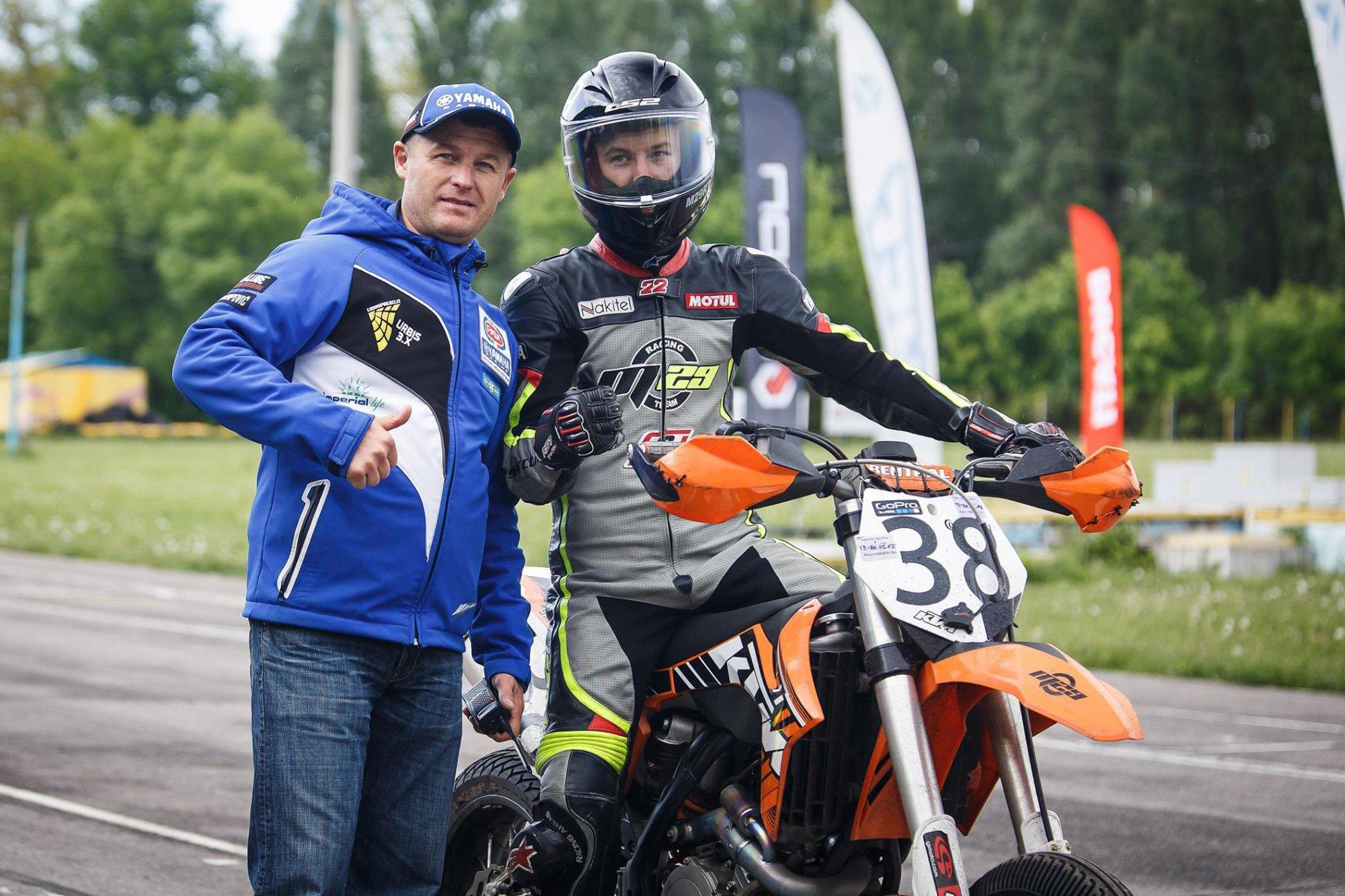 6 головних міфів про мотоспорт: спростовує тренер Павло Калінін
