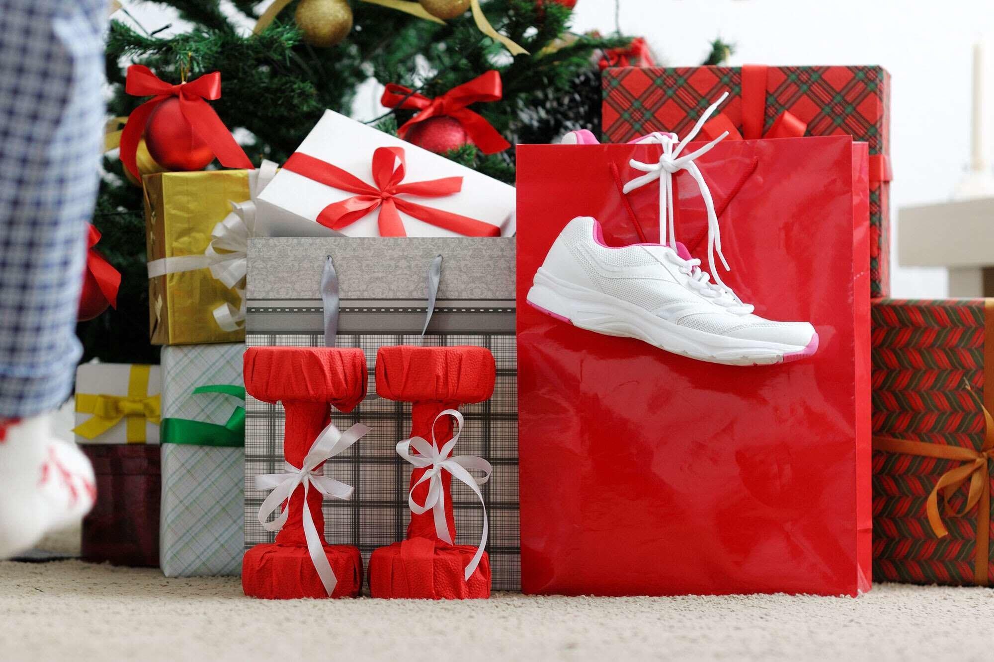 Спортивные подарки на Новый год: топ 31 идея на любой вкус и бюджет