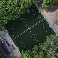 Топ 10 открытых футбольных полей Киева